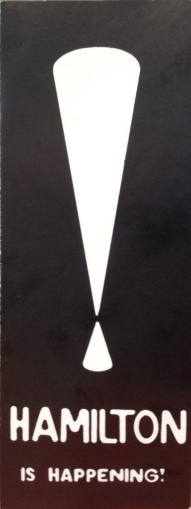 1975 Hamilton! brochure