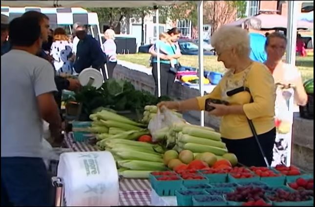 New video highlights Hamilton's Farmer's Market