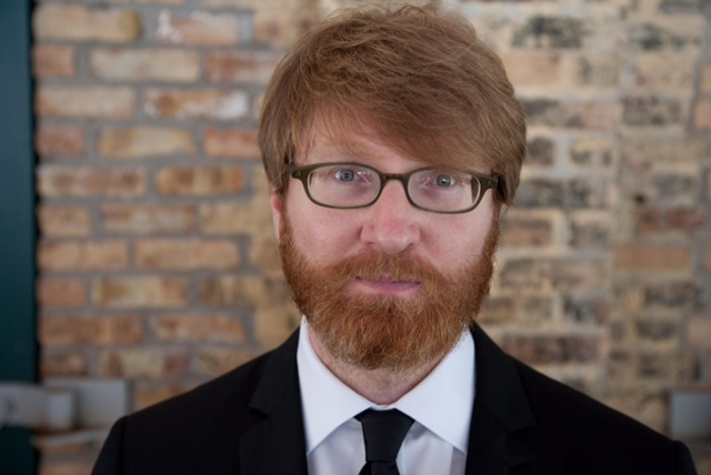 Stranger Than Fiction: An Evening with Chuck Klosterman, September 23