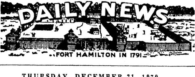 City of Hamilton Newsletter