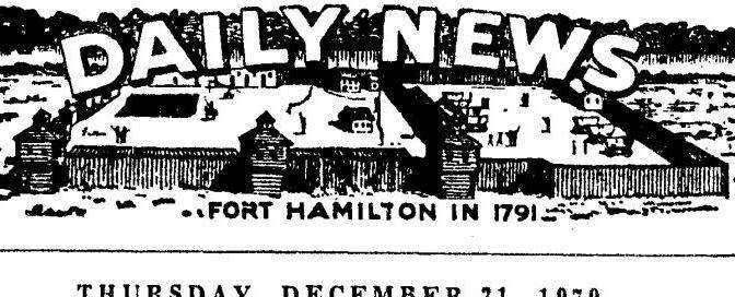 City of Hamilton Newsletter