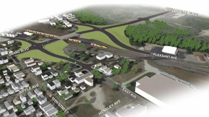 City in line to receive $10M for South Hamilton Crossing