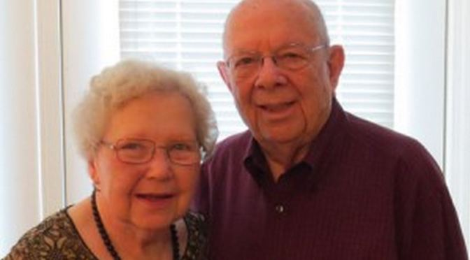 True Love Confessional: 'We were newlyweds at 65'