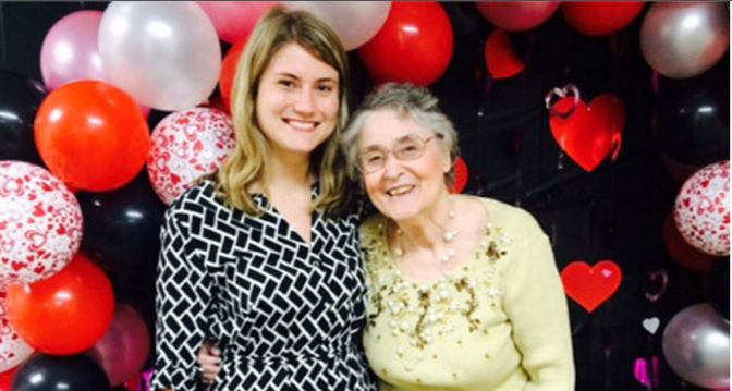 HOPE FOR ALZHEIMER'S: A Granddaughter's story
