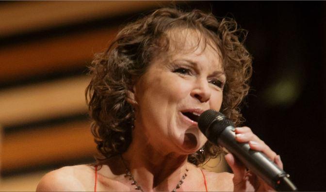Helen Welch performs 'I Got Rhythm' at Fitton Center