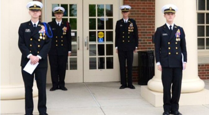 Miami Regionals Veterans Honored