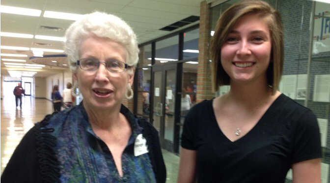 Students receive scholarships from Hamilton Community Foundation