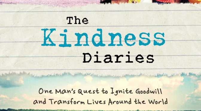 'The Kindness Diaries' First Topic for Summer Book Series