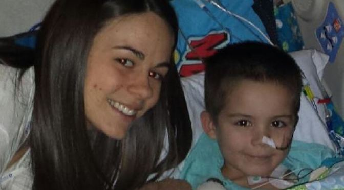 Benefit Set for 5-Year-Old Ryley From