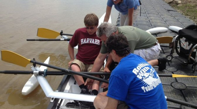 Local Rowers Linked to New Cincinnati Attraction