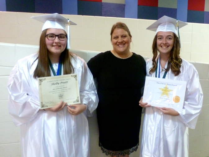 Local P.E.O. Chapter Awards Scholarships