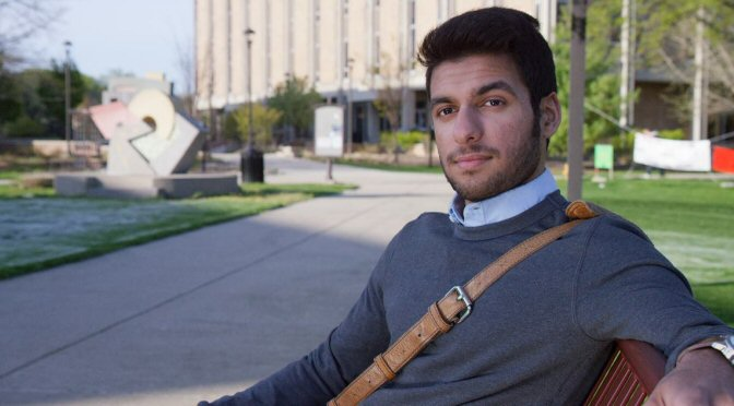 Jaree Naqvi on His Journey at Miami Hamilton