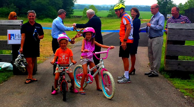Video: Bike Path Dedication