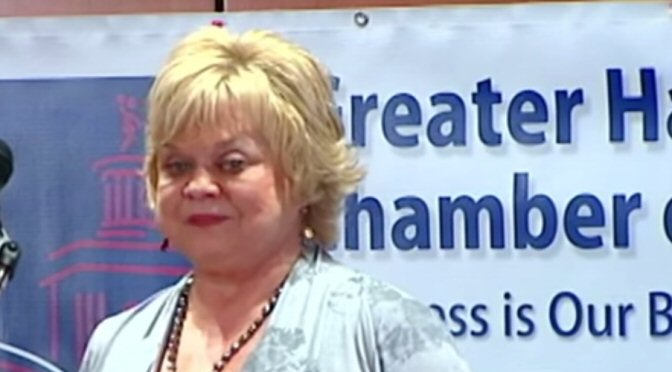 Sherry Armstead honored as Small Business Person of the Year