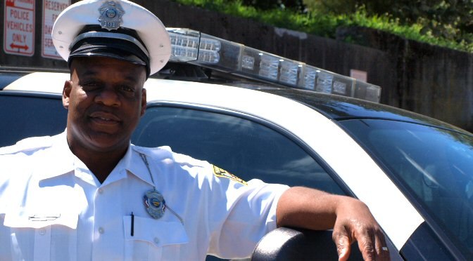 HPD officer collaborates on 'black man's survival guide'