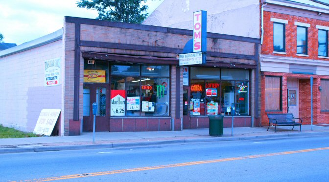 Things Change: Local Business Calling It Quits