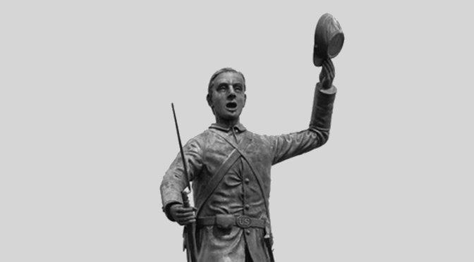 Rudolph Thiem, sculptor of Billy Yank, explored in new website