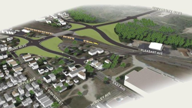 South Hamilton Crossing Overpass Project Receives Additional $3.75 Million From OKI