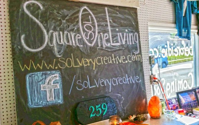 Square One Living combines artistry with social change