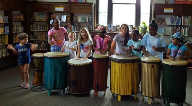 Make your own music at Ritmo workshop, October 17