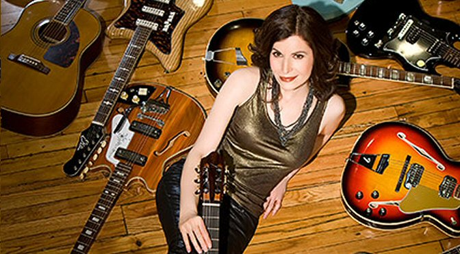 Classical guitarist Sharon Isban to pick at Parrish (video preview)