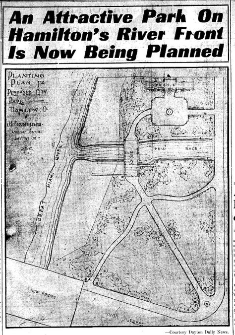Hamilton Evening Journal February 1, 1916